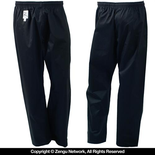 KD Elite Lightweight Black Karate Pants